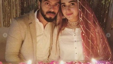 Anum fayaz Celebrates her first Wedding Anniversary, Celebrities, celebrities News, celebrity , Celebrity News , entertainment