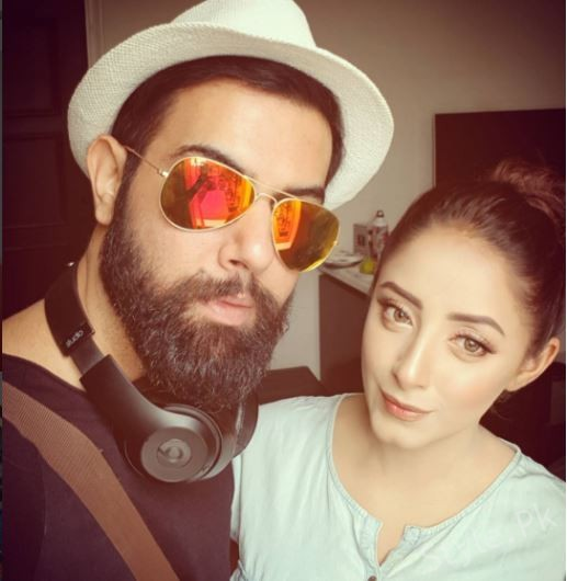 Sanam Chaudhry And Noor Hassan In Lahore