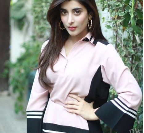Gorgeous Urwa Hocane During Promotion Of Her Upcoming Movie