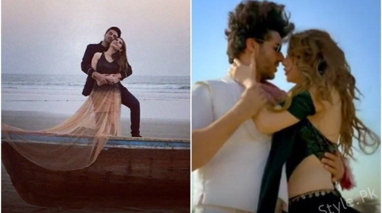 Ahsan Khan And Neelam Muneer Sizzle In The Teaser Of Sadqa