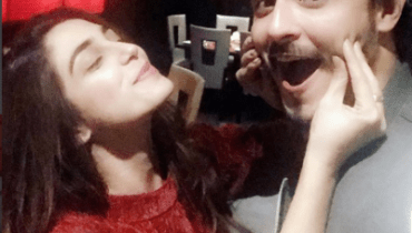 Osman Khalid Butt And Maya Ali Are Together After So Long