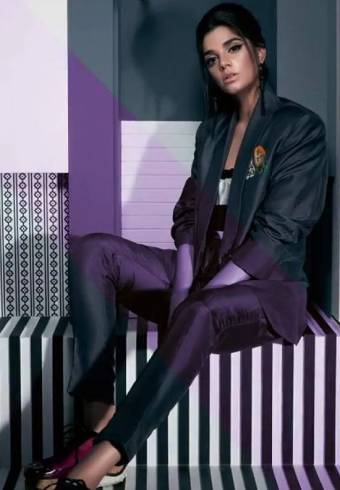 Sanam Saeed To Michael Jackson In Her Latest Photoshoot