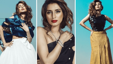 Latest Sensational Photoshoot Of Actress Iman Ali