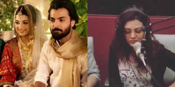 Zara Noor Abbas Singing A Live Song For Her Husband