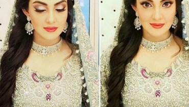 See Aleezay Tahir at her Walima Ceremony