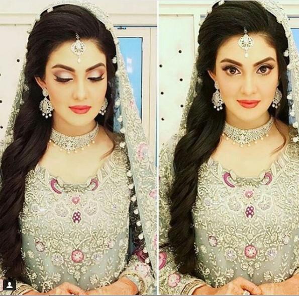 See Aleezay Tahir at her Walima Ceremony