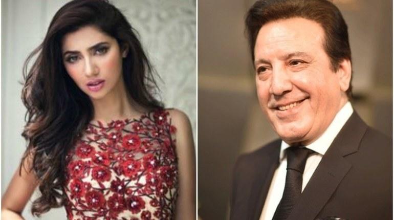 Mahira Khan Shuts Down The Javed Sheikh Kiss Controversy At LSAMahira Khan Shuts Down The Javed Sheikh Kiss Controversy At LSA