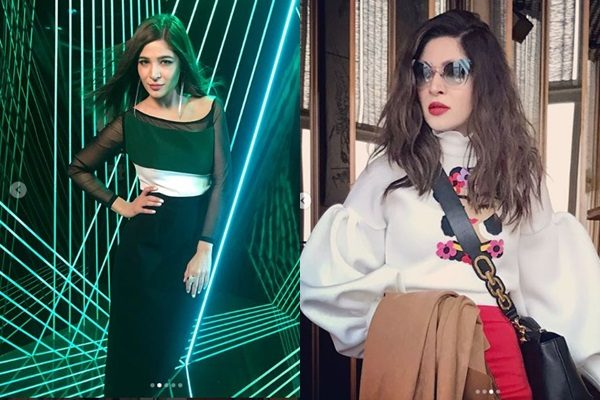 See Ayesha Omar's Photoshoot for Maybelline in New York