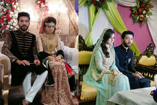 See Cricketer Shoaib Mansoor's Wedding Pictures