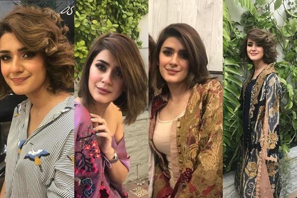 See Kubra Khan Looks Super Hot in New Haircut