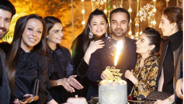 Beautiful Clicks Faraz Manan's Birthday Bash