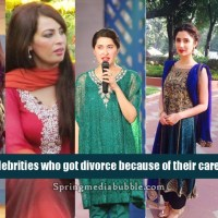 Sanam added her name in the Morning show hosts who got divorce