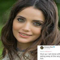 Armeena Khan Shuts Down Rabi Pirzada In An Intense Twitter War