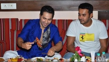 Actor Varun Dhawan Keeps His First Roza Of Ramazan