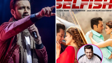 "Atif Aslam Race 3 Latest Song ""Selfish"" Released"
