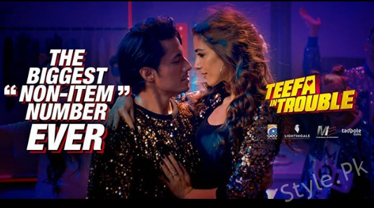 Item Number- Maya Ali And Ali Zafar Dance Track Is Lit