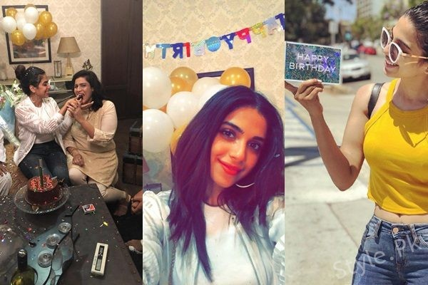 SeeSonya Hussain's 27th Birthday Celebration