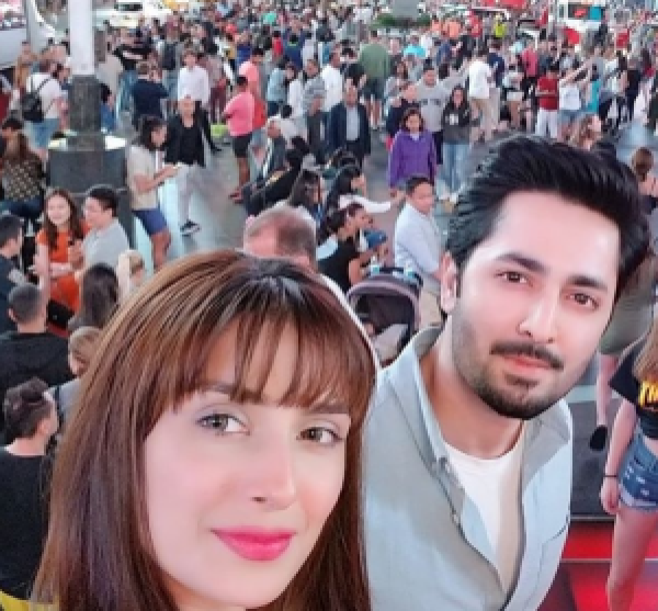 5 Times Ayeza Khan and Danish Taimoor Gave Us Family Goals