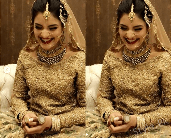 See Asad Siddiqui's Sister Rehab Siddiqui's Wedding Pictures