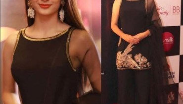 See Mawra Hocane at the Premier of Jawani Phir Nahi Aani 2