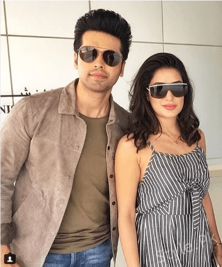 See Mehwish Hayat and Fahad Mustafa Hit Dubai For Load Wedding Promotions
