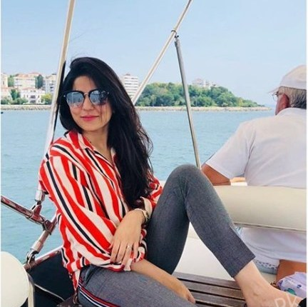 See Sanam Baloch Vacationing in Turkey