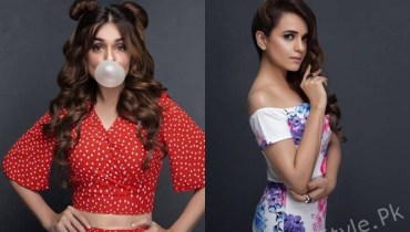 See Sumbul Iqbal's Latest Photoshoot