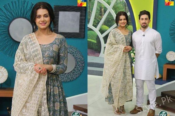 See Zara Noor Abbas and Shaz Khan in Jago Pakistan Jago