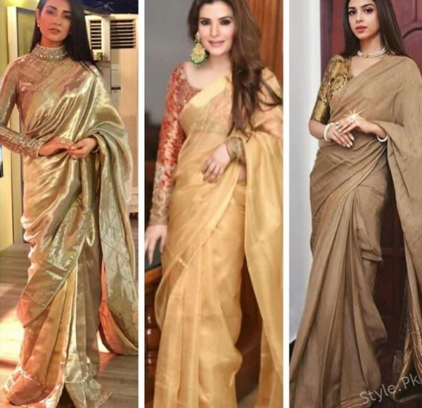 In Your Opinion Who Look More Beautiful in Saree