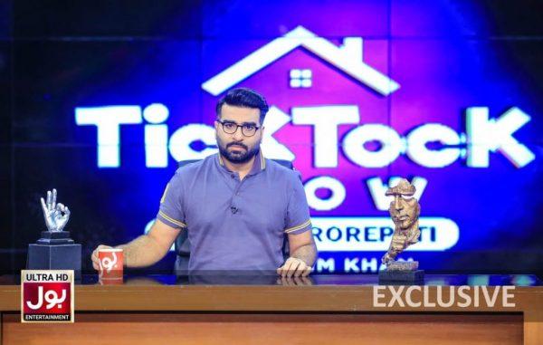Bol Entertainment's TickTock Show