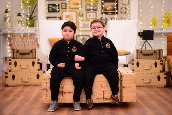 Internet Sensation Arshad Khan And Ahmed Shah On Good Morning Pakistan