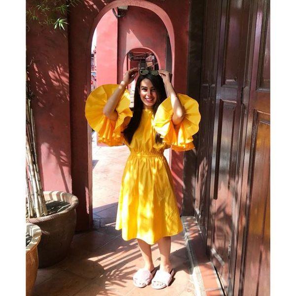 Top 10 Beautiful Dresses Worn By Iqra Aziz