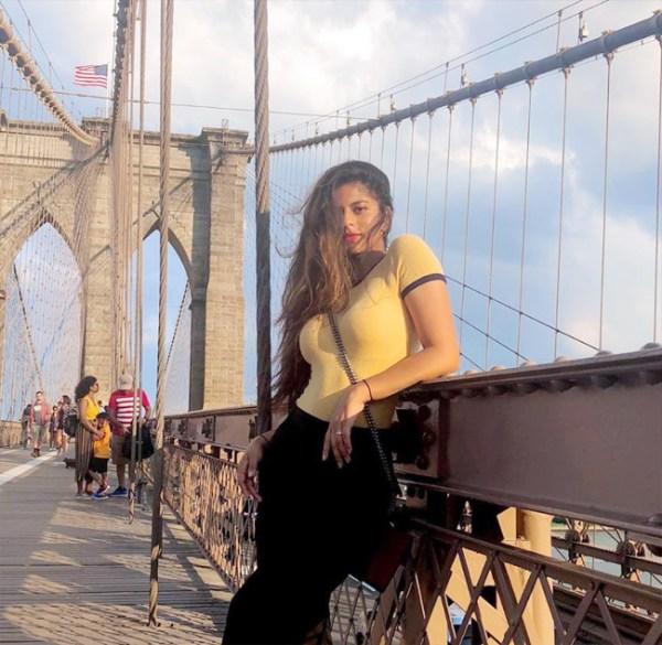Suhana Khan Looks Drop-dead Gorgeous