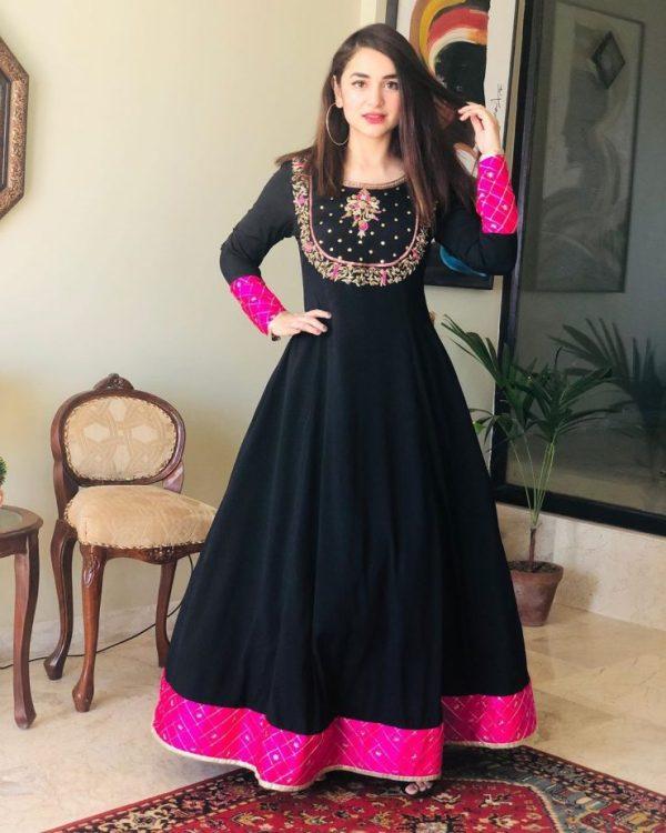 Top 10 Beautiful Dresses Worn By Yumna Zaidi