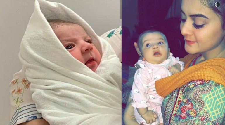 Aiman Khan's First Reaction When She Saw Amal