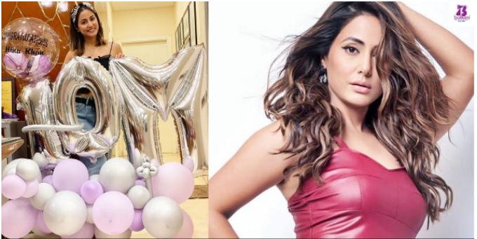 Hina Khan Crosses 10 Million Followers on Instagram