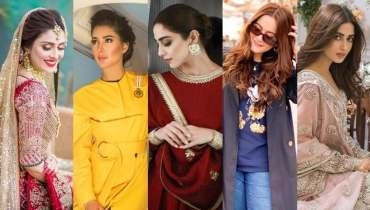 Most Loved Pictures of Pakistani Celebrities
