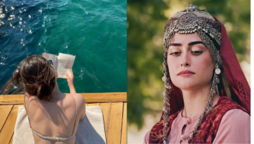 Esra Bilgiç reportedly refused to work with Pakistani makeup artists