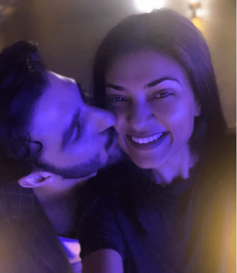 Sushmita Sen opened up on her love story with Rohman