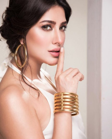 Mehwish Hayat Shares New Bold PhotoMehwish Hayat Shares New Bold Photo
