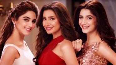 Famous Pakistani Celebrities Lux Brand Ambassadors