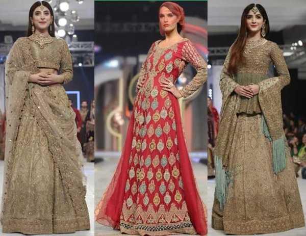 Top Stunning Pakistani Bridal Dresses