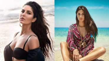 Katrina Kaif gives us a glimpse in Maldives