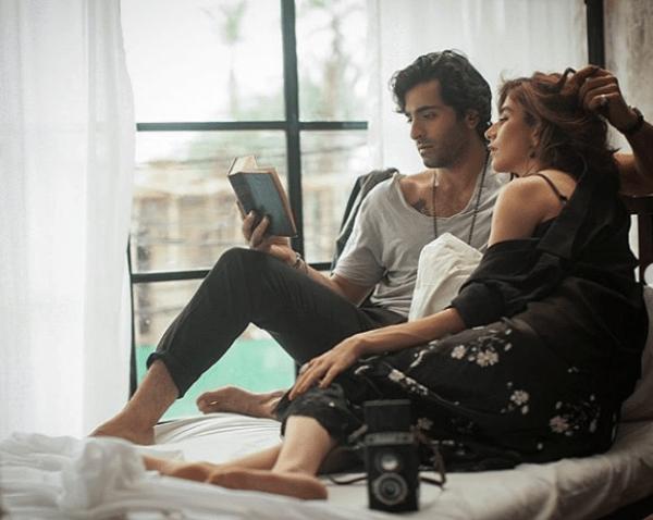 Syra Yousuf And Sheheryar Munawar's Bold Photos Goes Viral