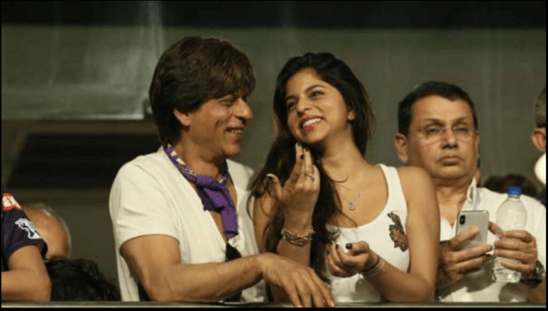 Suhana Khan Adorable Birthday Wish For Dad Shah Rukh Khan