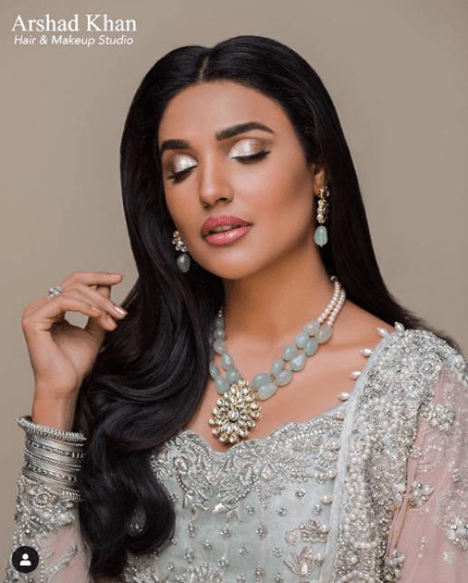 Amna Ilyas Top Stunning Pakistani Bridal Dresses