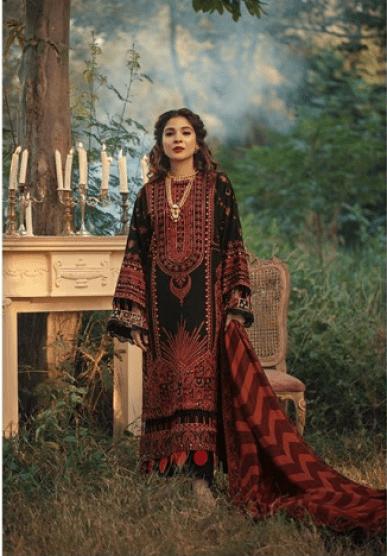Ayesha Omar Explores Nature in New Shoot