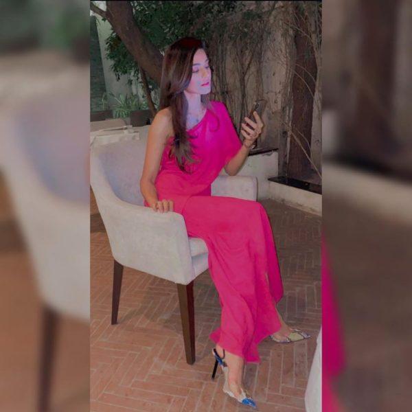 Unique Collection Of Famous Pakistani Dresses Of Sadia Khan