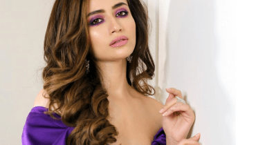 Sana Javed Glams Up For Post-Wedding Photoshoot