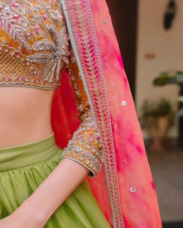 Actress Saheefa Jabbar Gorgeous Bridal Photoshoot